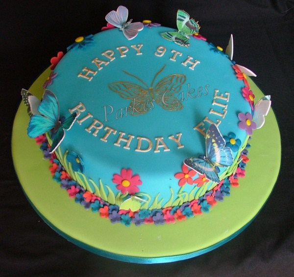 Birthday Cake Photo Galleries : childrens birthday cake six