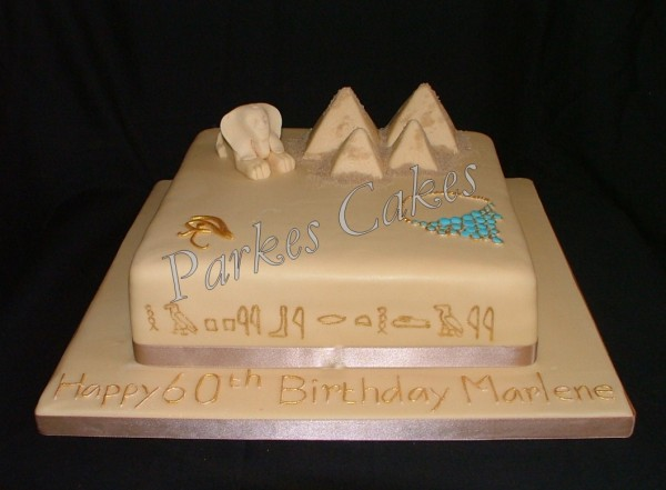 Egyptian Birthday Cakes http://www.parkescakes.co.uk/novelty-birthday-cakes-parkes-cakes-west-midlands.html
