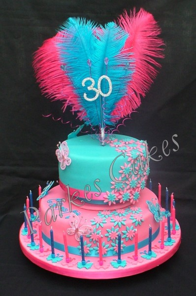 Bespoke Birthday Cakes Gallery